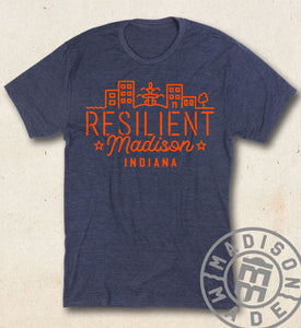 RESILIENT Madison Tee