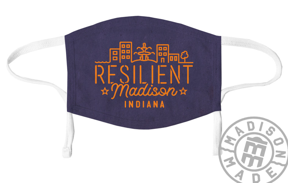 Resilient Madison Mask