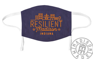 Resilient Madison Adjustable Mask
