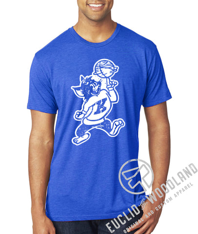 "Kentucky Wildcat ""Spinning"" Tee"