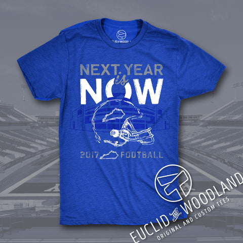 Next Year is Now Tee