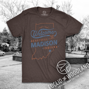 Welcome to Madison Tee