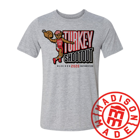 Turkey Shootout 2020 Tee
