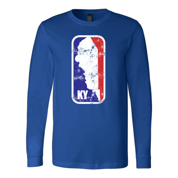 KY League Long Sleeve Tee