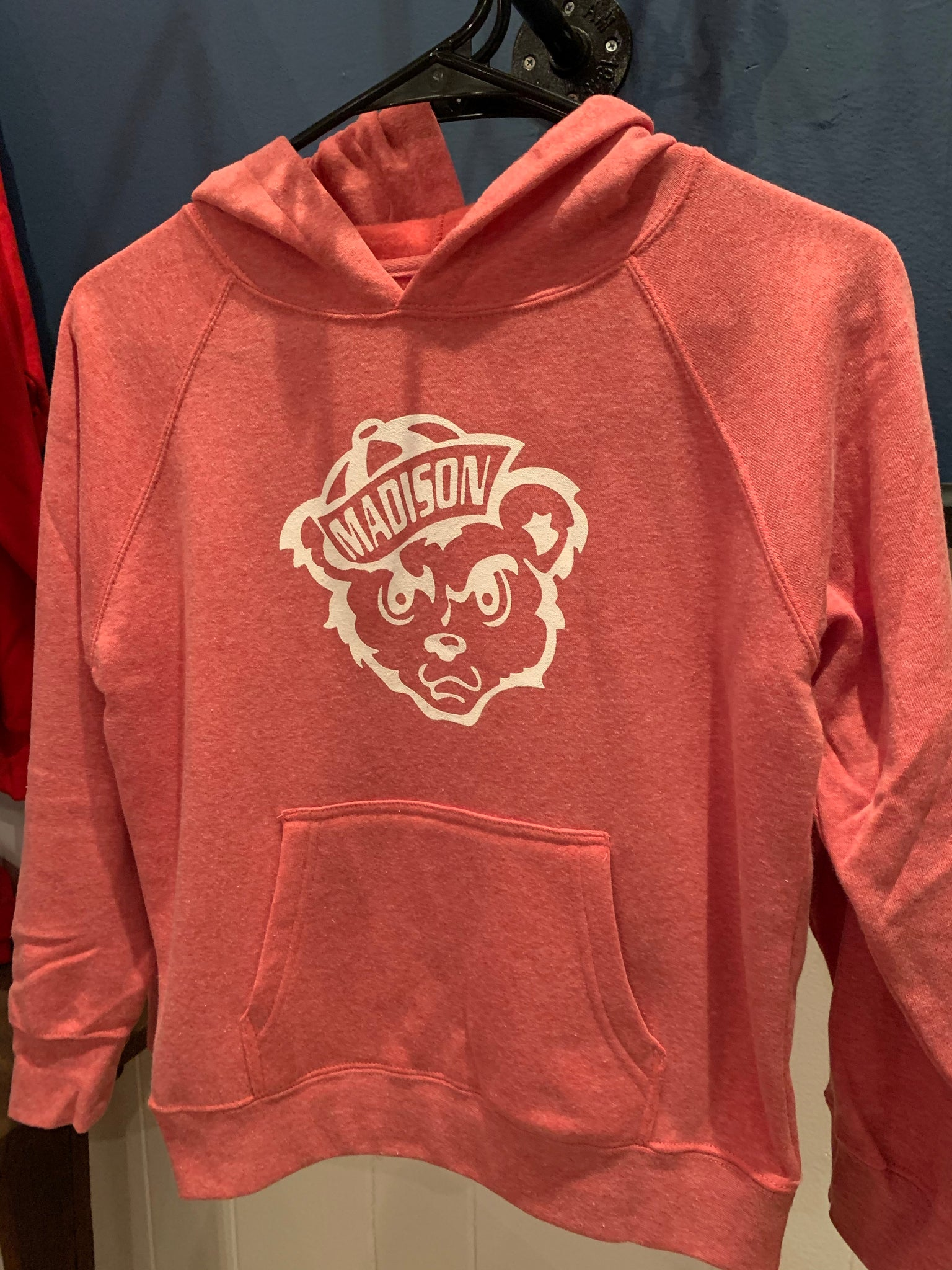 Madison Cubs Youth Hoodie