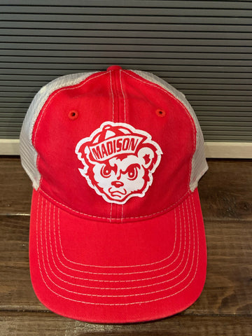 Madison Cubs Trucker Hat