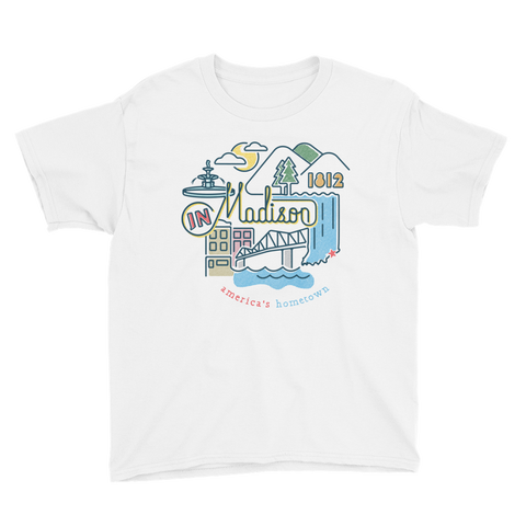 Kids Madison Icons Tee