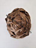 Toupees/Hairpiece, WNE-101F, Full French Lace.