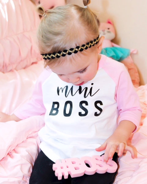 #BOSS (Pink) Teether
