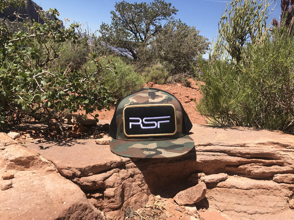 RSF Logo Patch Snapbacks
