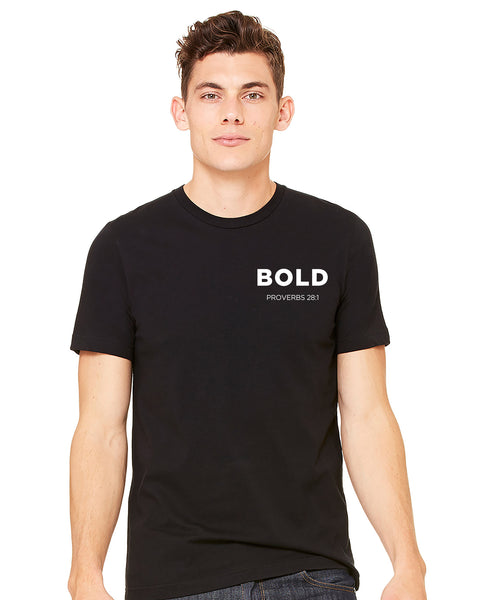 Bold as a Lion- Proverbs 28:1
