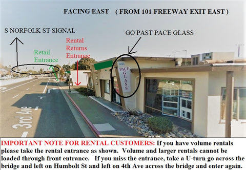 Jax Party Supply Rental Returns Directions