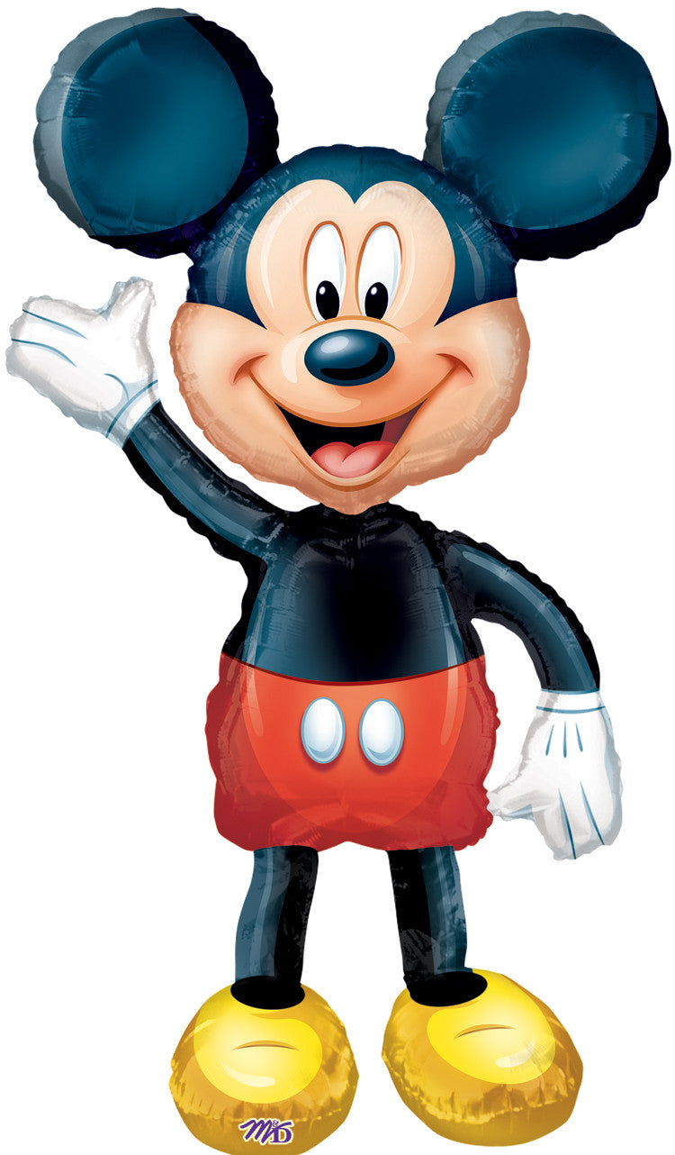 Giant Mickey Mouse Balloon 54""