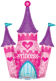 "36"" Princess Castle Foil Balloon"