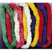 Plastic Lei Assortment - 6 Ct