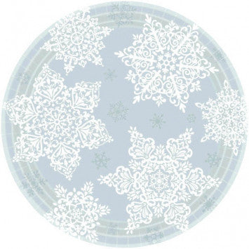 Shining Season Plates, 60Ct