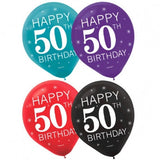 50th Celebration Ultimate Party Kit
