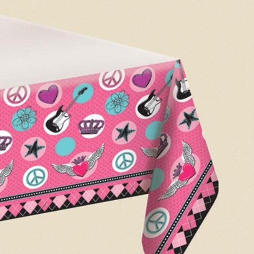 Rocker Girl Tablecover