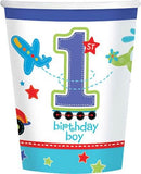 All Aboard 1st B'day Cup