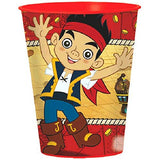 Jake and the Never Land Pirates Plastic Cup