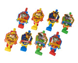 Paw Patrol Blowout - 8 Count