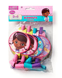 Doc McStuffins Blowouts - 8 Count