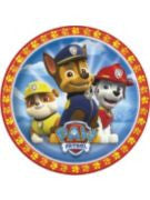 Paw Patrol Dessert Plate - 8 Count