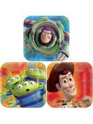 Toy Story Dessert Plate - 8 Count