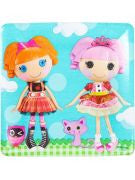 Lalaloopsy Dessert Plate