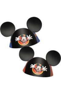 Mickey Mouse Hat  - 8 Count