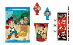 Jake & Pirate Favor Kit