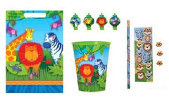 Jungle Animals Favor Kit