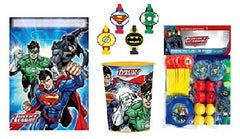Justice League Favor Kit - 8 Guests