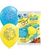 SpongeBob Latex Balloon