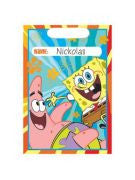 SpongeBob Loot Bag - 8 Count