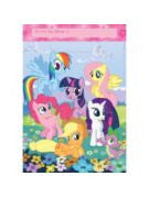 My Little Pony Loot Bags - 8 Count