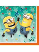 Despicable Me Luncheon Napkins
