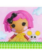 Lalaloopsy Luncheon Napkin - 16 Count