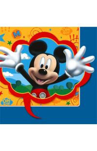 Mickey Mouse Luncheon Napkin - 16 count