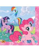 My Little Pony Luncheon Napkins - 16 Count