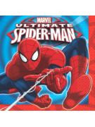 Spider-Man Luncheon Napkin - 16 Counts