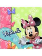 Minnie Mouse Luncheon Napkin - 16 Count
