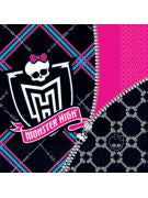 Monster High Luncheon Napkins - 16 Count