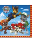 Paw Patrol Luncheon Napkin - 16 Count