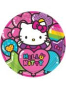 Hello Kitty Luncheon Plate