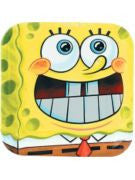 SpongeBob Luncheon Plate