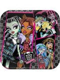 Monster High Luncheon Plate