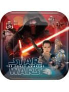 Star Wars Luncheon Plate - 8 Count