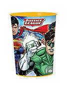 Justice League Plastic Cup - 16 Oz