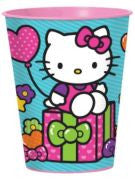 Hello Kitty Plastic Cup 16 Oz